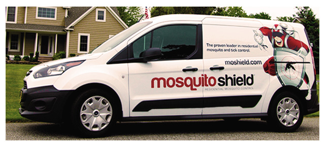 Mosquito Spraying Cape Cod Massachusetts